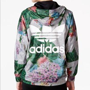 Adidas Original Pull Over Jacket